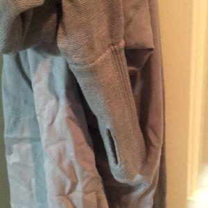 lululemon athletica Sweaters - Grey/Blue sweater from Lululemon